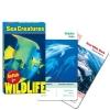 Go Fish for Wildlife: Sea Creatures