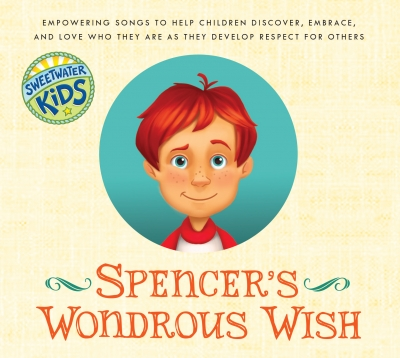 Spencer's Wondrous Wish Music CD