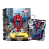 City Streets Spiderman Flip Large Journal