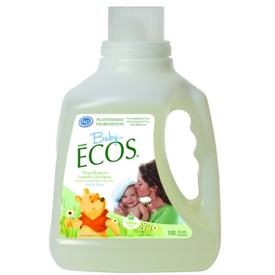 Baby ECOS Laundry Detergent - Free & Clear