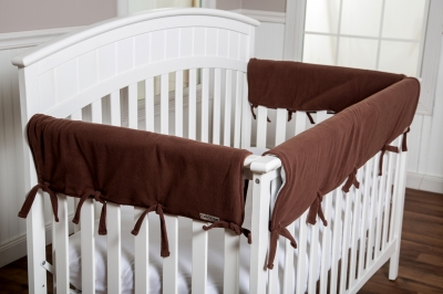 CribWrap Crib Rail Cover by Trend Lab