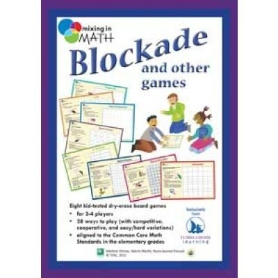 Mixing in Math: Blockade and other games