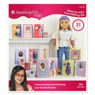 American Girl Crafts American Girl® Card-Making Kit