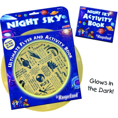 Night Sky Flyer & Activity Book