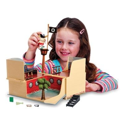 Olivia™ 2-in-1 Transforming Playset