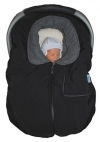 Infant Car Seat Jacket Bunting