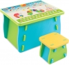 Eric Carle Interactive Table and Chair
