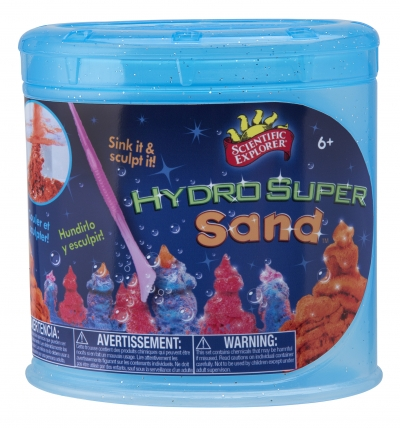 Scientific Explorer® Hydro Super Sand™
