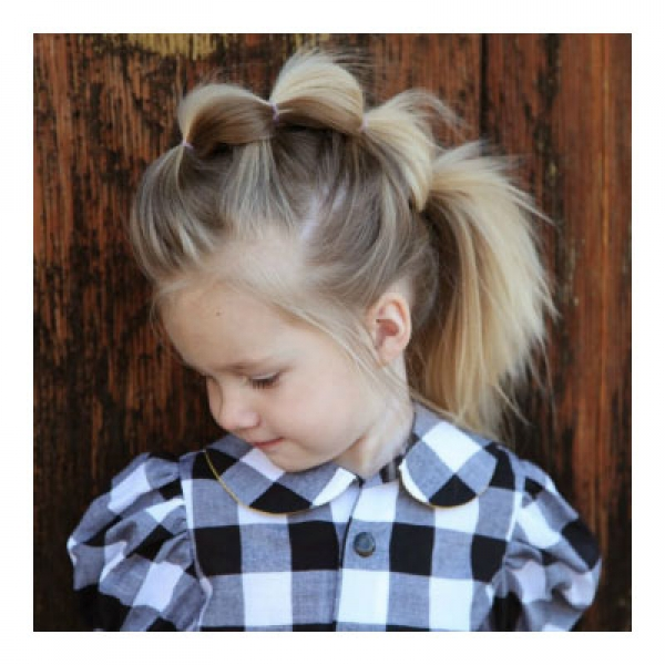 A Mohawk For Girls!