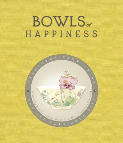 Books for Kids or Parents: Bowls of Happiness