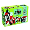 Green Start Play Blocks: Toot, Toot