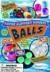 Super Slippery Bouncy Balls Mini Science Kit