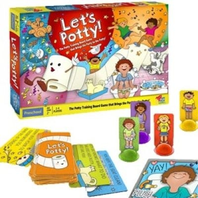 Let's Potty!