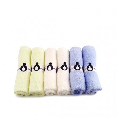 MUMSON 100% Natural Bamboo Washcloths