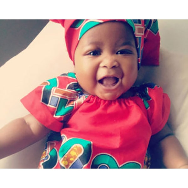 Kwanzaa Baby Girl Outfit