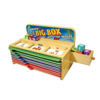 Tibbar's Big Box of Words