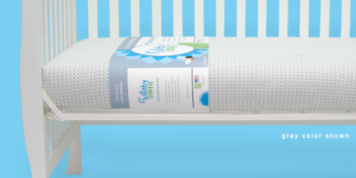 Lullaby Earth Breeze Mattress and cover