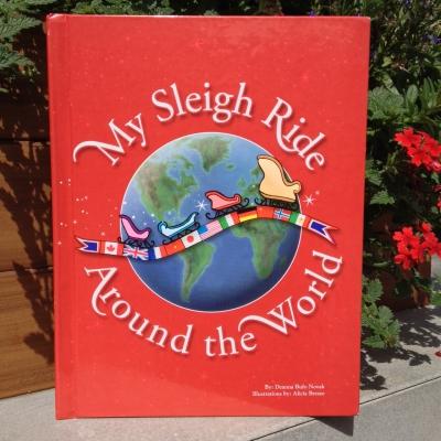 My Sleigh Ride Around the World
