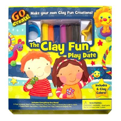 Go Create: The Clay Fun Play Date