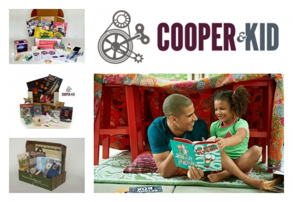 Cooper & Kid Activity Kits