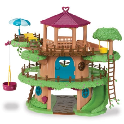 Lil Woodzeez Family Treehouse