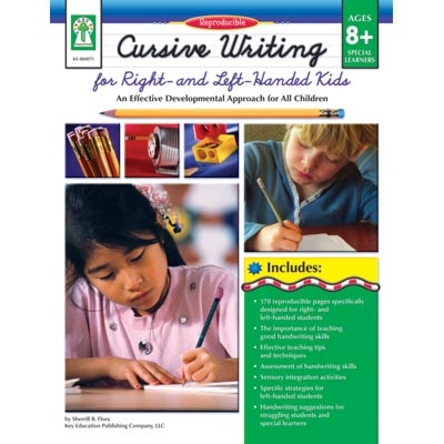Cursive Writing for Right-and Left-Handed Kids