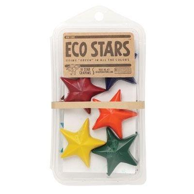 Eco Stars™ Star Crayons