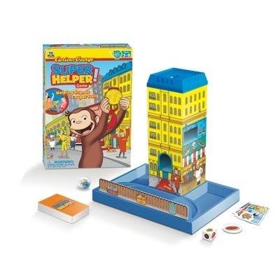 Curious George-Super Helper! Game