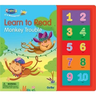Learn to Read: Monkey Trouble