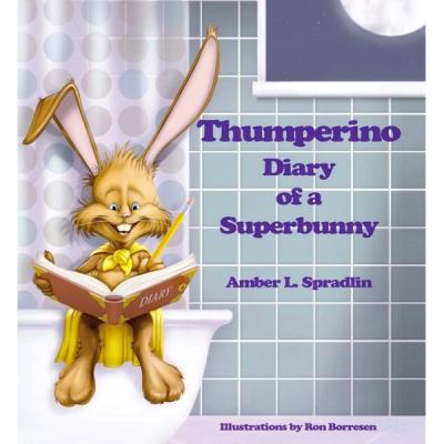 Thumperino - Diary of a Superbunny Book