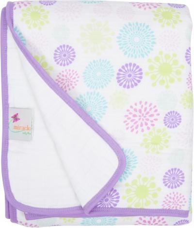 MiracleWare Cotton Muslin Serenity Blanket