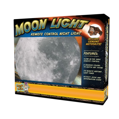 Moon Light - Remote Controlled Night Light