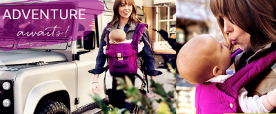 LÍLLÉbaby COMPLETE 6 in 1 Baby Carrier