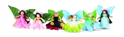 Posable Pocket Fairies