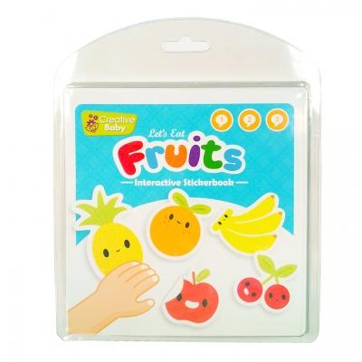 Creative Baby Sticker Book