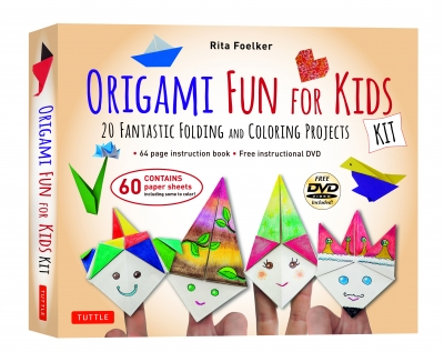 Activity Kits: Origami Fun for Kids Kit