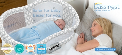 HALO™ Bassinest™ Swivel Sleeper - Premiere Series