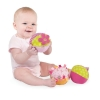Bright Starts® Pretty in Pink™ Bees & Blooms™ Balls
