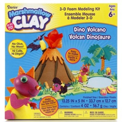 Darice® Dino/Volcano 3-D Kit