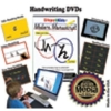 Steps4Kids to Write Modern Manuscript DVD