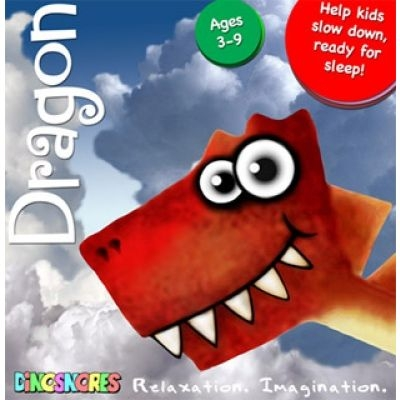 Dinosnores sleep stories - Dragon