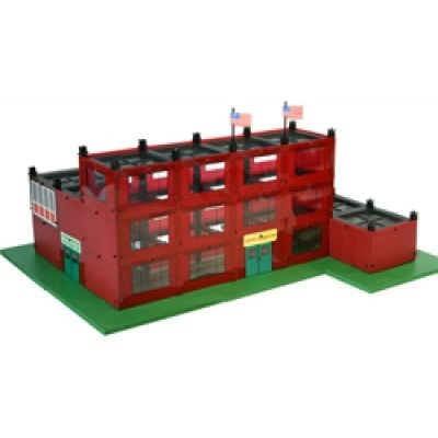 Sonstige Girder and Panel School Building Set