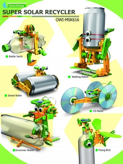 Super Solar Recycler