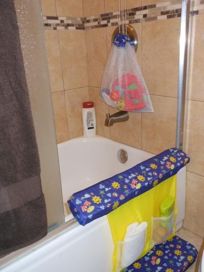 3 piece Mom and Baby Sunshine Bath Set by Serec Entertainment ...