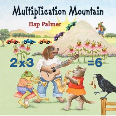 Multiplication Mountain-Hap Pal Music