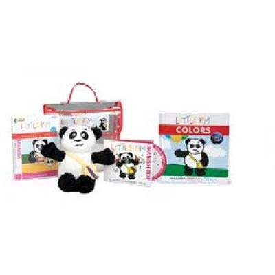 Little Pim Spanish Intro Gift Set with Book