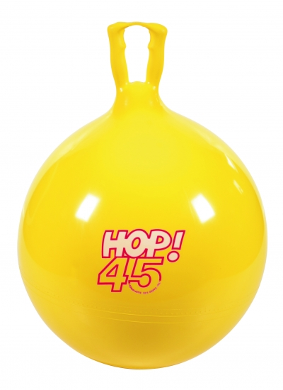 HOP BALL 45-YELLOW