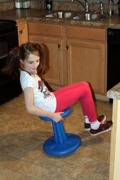 Executive Hi-Rise Chair - Active Sitting(Wobble Chair)