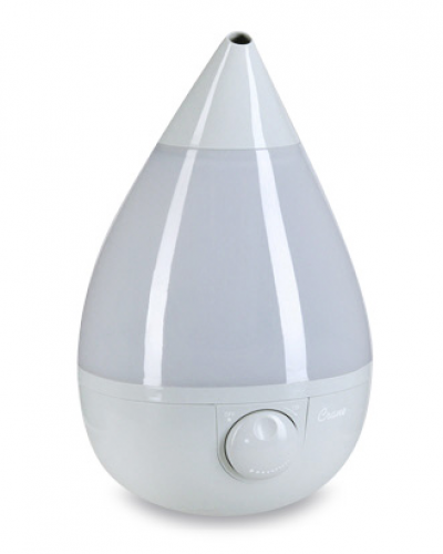 Gray Drop Cool Mist Humidifier