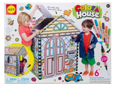 Color A House